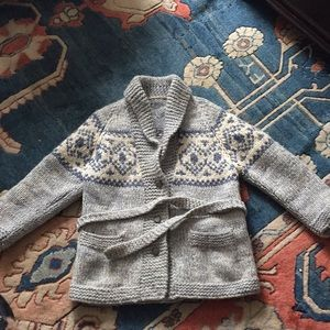 Sweaters - Canadian cowichan sweater